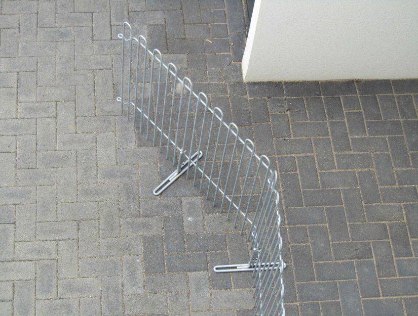 Vous avez besoin d'un pied de stabilisation par grille.