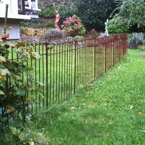 Zaun für unseren Hund in Aachen