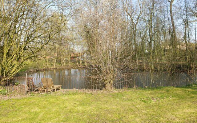 Sécuriser l'étang avec une clôture