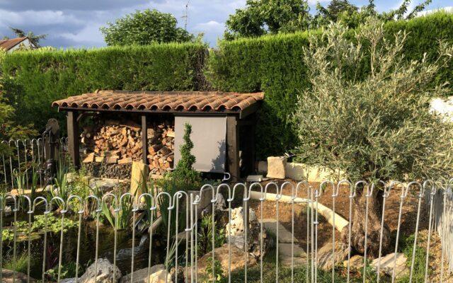 Clôture de bassin en France