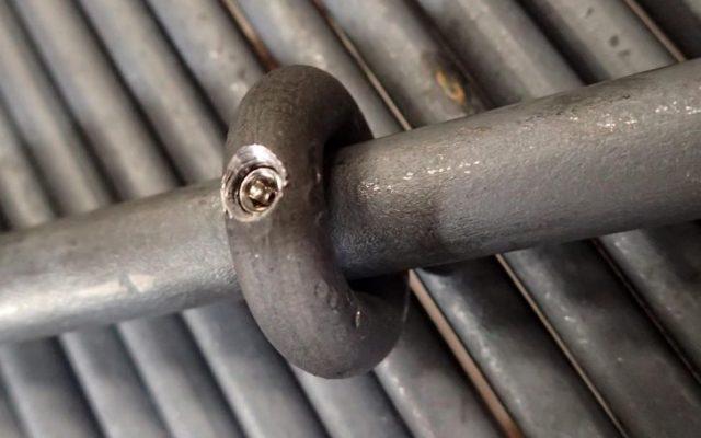 Auflagering anneau herstellen