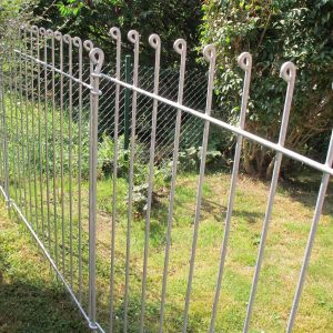 L'achat de la clôture nous a donné toute satisfaction, le placement a été aisé et l'effet esthétique est excellent.
