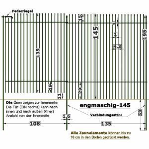 Datenblatt engmaschig-145
