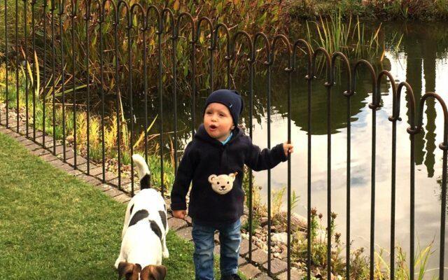 Die Sicherheit meines Enkelkinds