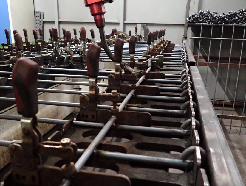Der Hundezaun anneau wird bei uns in Eupen hergestellt.