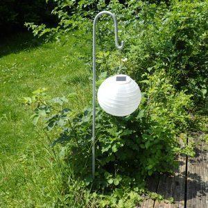 Gartendekoration aus verzinktem Stahl (rostet nicht)