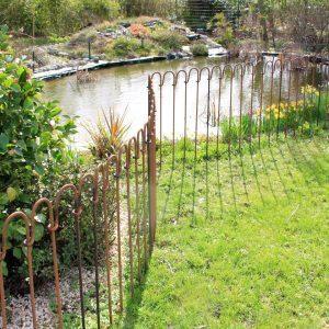 securité enfants clôture pour bassin