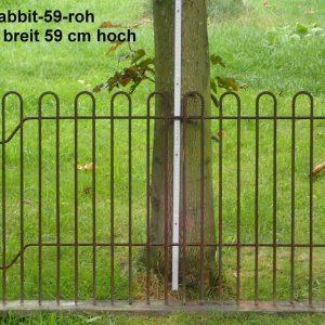 ein Gitterrabbit-59-roh - 100 cm breit, 59 cm hoch