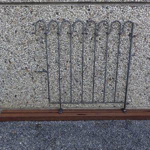 Terrassenelement mit Ausschnitt