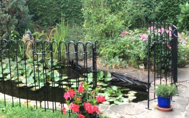 Fragen zur Rostschutz-Grundierung vom Zaun