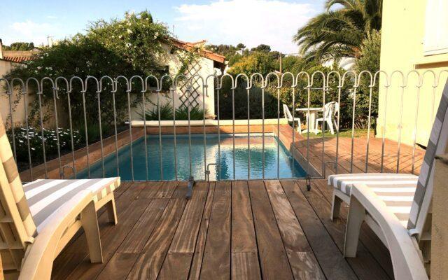 Terrassenzaun – die Lösung für Ihre Terrasse