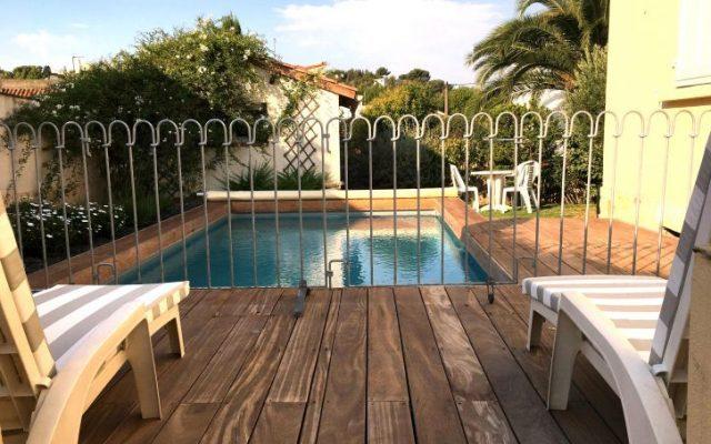 Clôtures pour votre terrasse