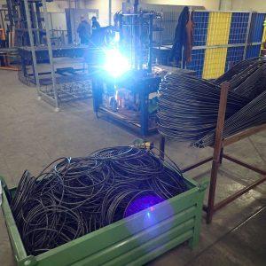 Die Topfobelisken werden in unserer Fabrik hergestellt