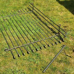 Selbstgeschweißtes Biegewerkzeug zum Zaun Biegen